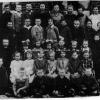 Schüler der deutschen Volksschule Laßwitz 1928