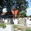 der neue Friedhof 2007
