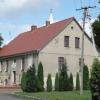Rückseite des Pfarrhauses 2008