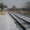 Winter in Lasocice - Februar 2012