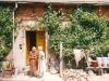 Frau Wähner zu Besuch 1989