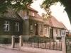 das Pfarrhaus 1989